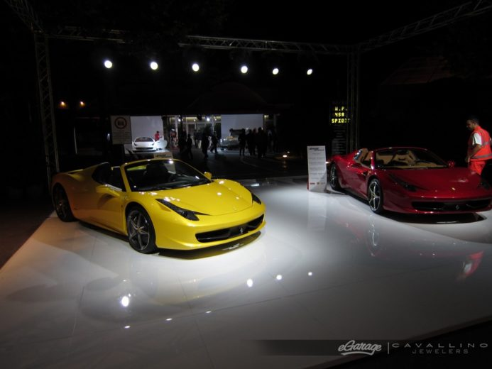 The Superb Ferrari 458 Spider (25)