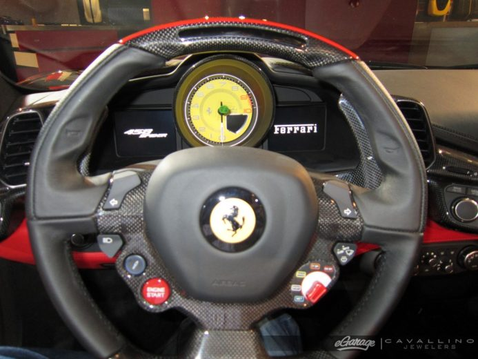 The Superb Ferrari 458 Spider (3)