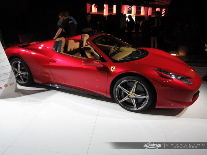 The Superb Ferrari 458 Spider (22)