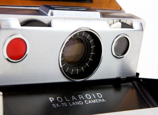Vintage Polaroid SX-70 Cameras by Photojojo (2)