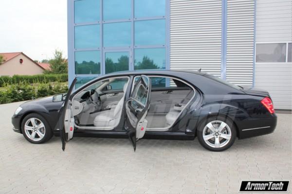 ArmorTech Mercedes-Benz Luxury Limousine (3)