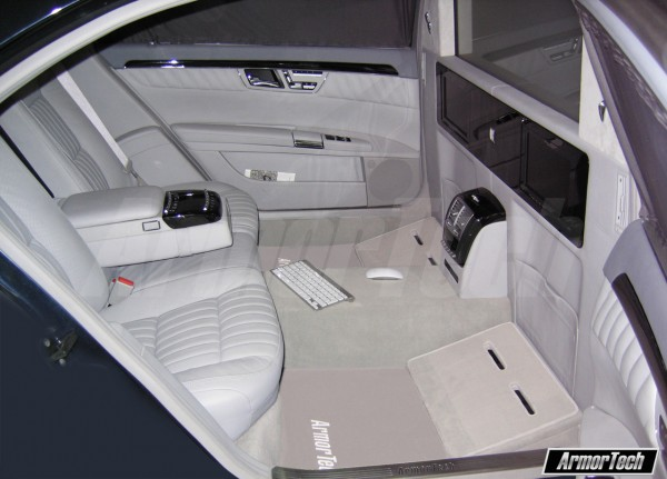 ArmorTech Mercedes-Benz Luxury Limousine (2)