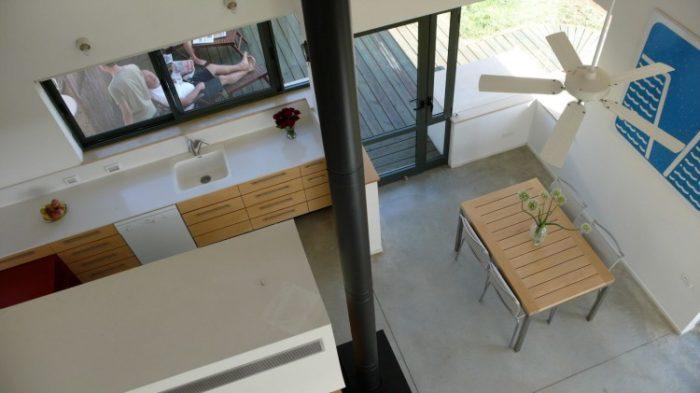 Desert Villa by Uri Cohen Architects (2)