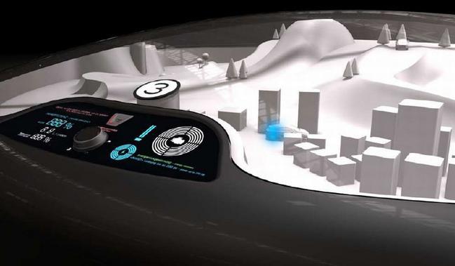 Enko High-Tech Table for Citroen (5)