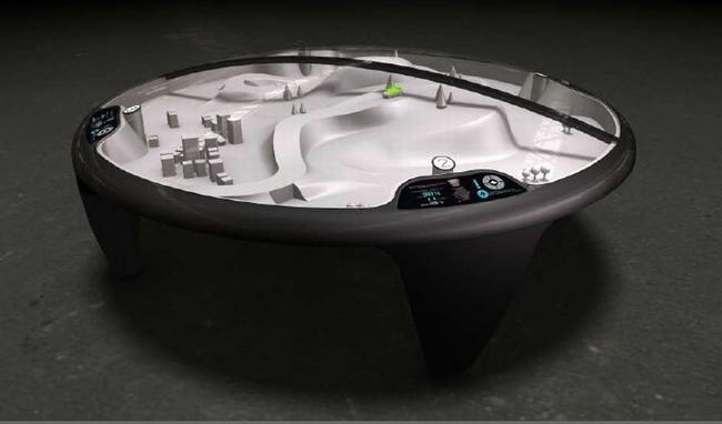 Enko High-Tech Table for Citroen (3)