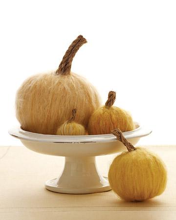 Homespun Pumpkins