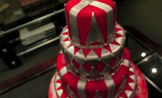 Super Diamond Birthday Cake For Lil Waynes 29Th Birthday Personalised Birthday Cards Petedlily Jamesorg