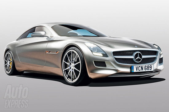 A new rival for the awesome Jaguar C-X16 and Porsche 911 is soon to come: the new Mercedes-Benz SLS. With a smaller twin-turbo engine, the car is still in its early development stages. Rumor has it that the car will be powered by a front-mounted twin-turbo 5.5-liter V8 engine, capable of completing the 0-60 mph sprint in just four seconds. The top speed will be 185 mph and prices will probably stat at €80,000 ($106,640). Ready to upgrade your garage? (2)