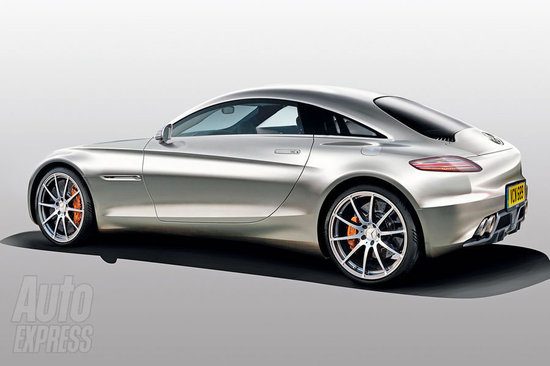 A new rival for the awesome Jaguar C-X16 and Porsche 911 is soon to come: the new Mercedes-Benz SLS. With a smaller twin-turbo engine, the car is still in its early development stages. Rumor has it that the car will be powered by a front-mounted twin-turbo 5.5-liter V8 engine, capable of completing the 0-60 mph sprint in just four seconds. The top speed will be 185 mph and prices will probably stat at €80,000 ($106,640). Ready to upgrade your garage? (1)