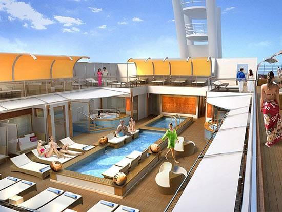 Norwegian Breakaway New York City's Largest Ever Cruise Ship (4)