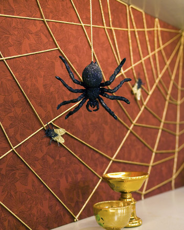 String Spiderweb