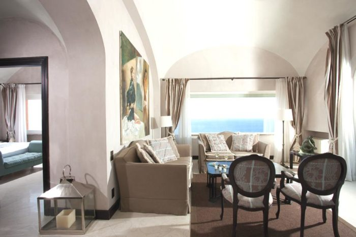 The Luxurious Hotel Punta Tragara Capri Italy (2)