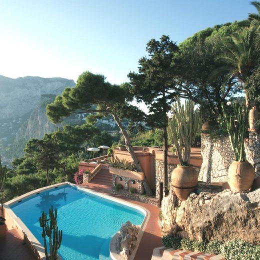 The Luxurious Hotel Punta Tragara Capri Italy (10)