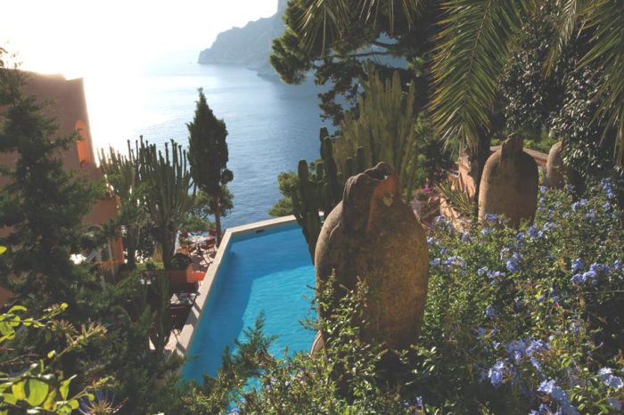 The Luxurious Hotel Punta Tragara Capri Italy (8)