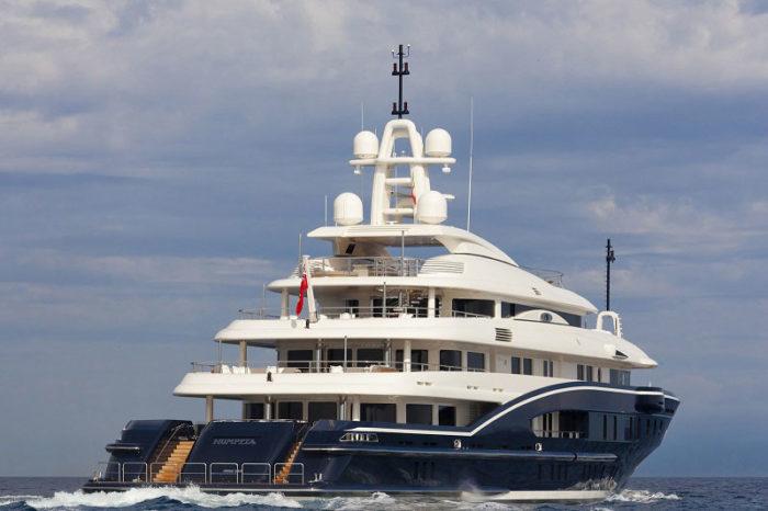 The Magnificent Numptia Superyacht (1)