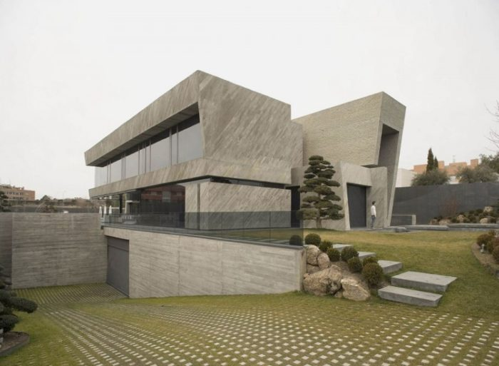 The Spectacular Open Box Residence by A-cero (27)