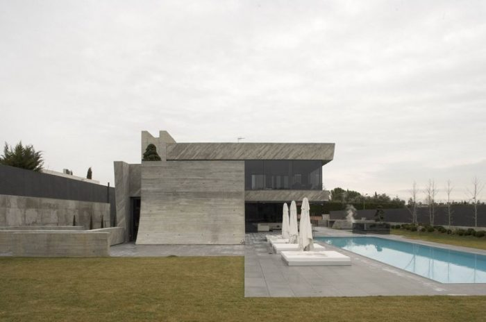 The Spectacular Open Box Residence by A-cero (8)