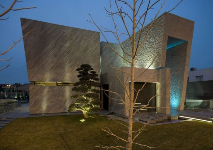The Spectacular Open Box Residence by A-cero (22)