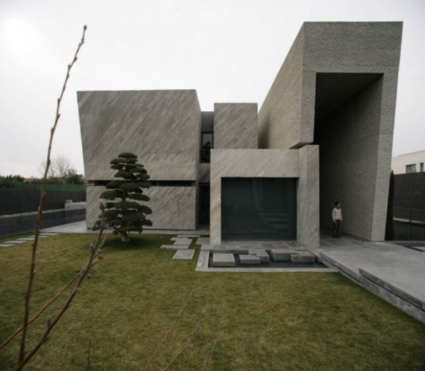The Spectacular Open Box Residence by A-cero (20)