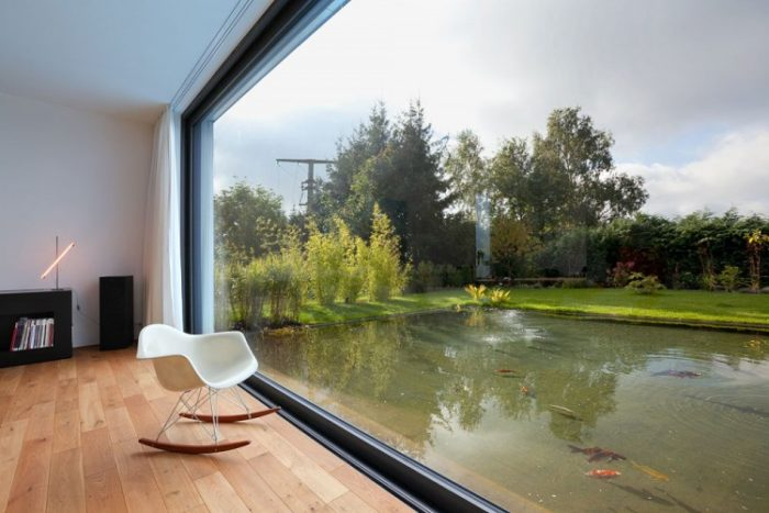 Two Row Houses in Luxembourg by Metaform (2)