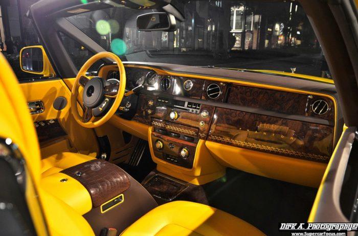 Rolls-Royce Phantom Drophead Coupe by Bijan (7)