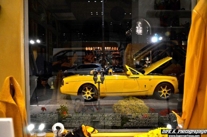 Rolls-Royce Phantom Drophead Coupe by Bijan (2)