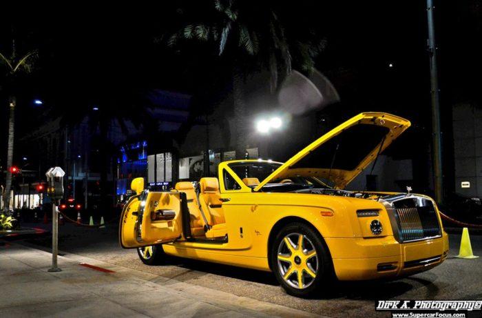 Rolls-Royce Phantom Drophead Coupe by Bijan (1)