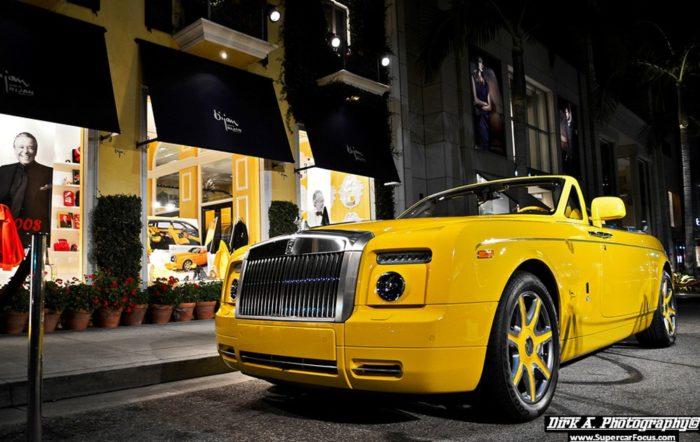 Rolls-Royce Phantom Drophead Coupe by Bijan (17)