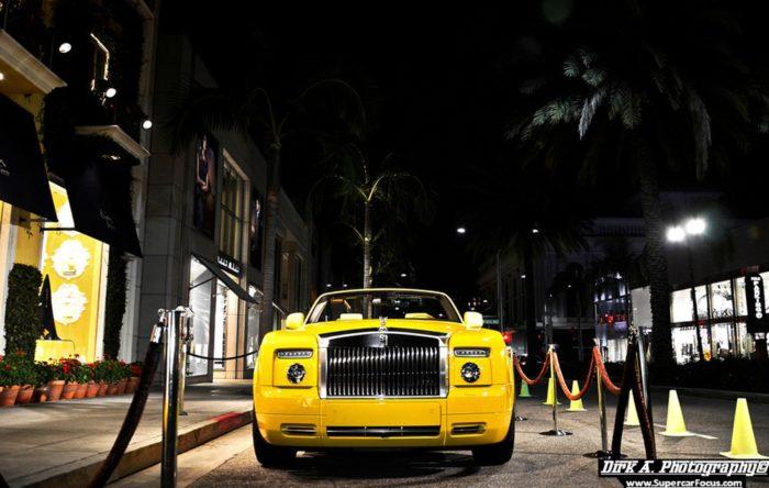 Rolls-Royce Phantom Drophead Coupe by Bijan (16)