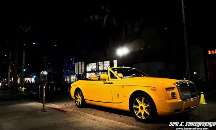 Rolls-Royce Phantom Drophead Coupe by Bijan (14)