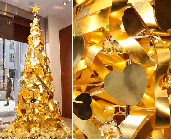 Golden Christmas Tree by Ginza Tanaka: $2 Million (3)