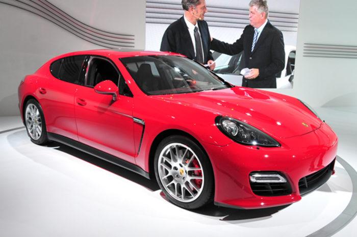 The Gorgeous 2012 Porsche Panamera GTS