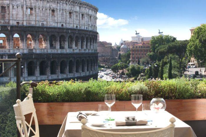 The Glorious Palazzo Manfreid in Rome