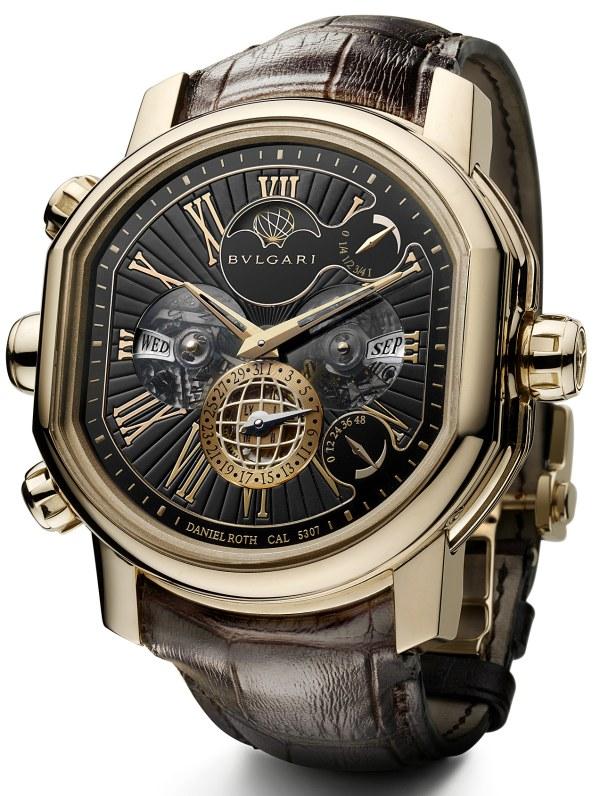 Grande Sonnerie Quantieme Perpetual Watch by Bulgari $1 M (3)