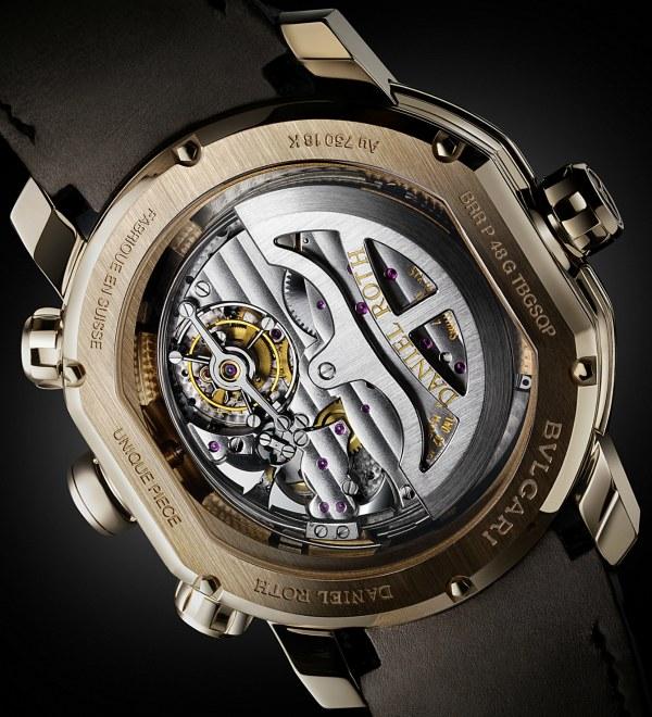 Grande Sonnerie Quantieme Perpetual Watch by Bulgari $1 M (2)