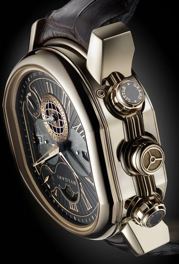 Grande Sonnerie Quantieme Perpetual Watch by Bulgari $1 M (1)