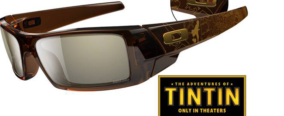 State-of-the-Art The Adventures of Tintin Eyewear by Oakley (3)