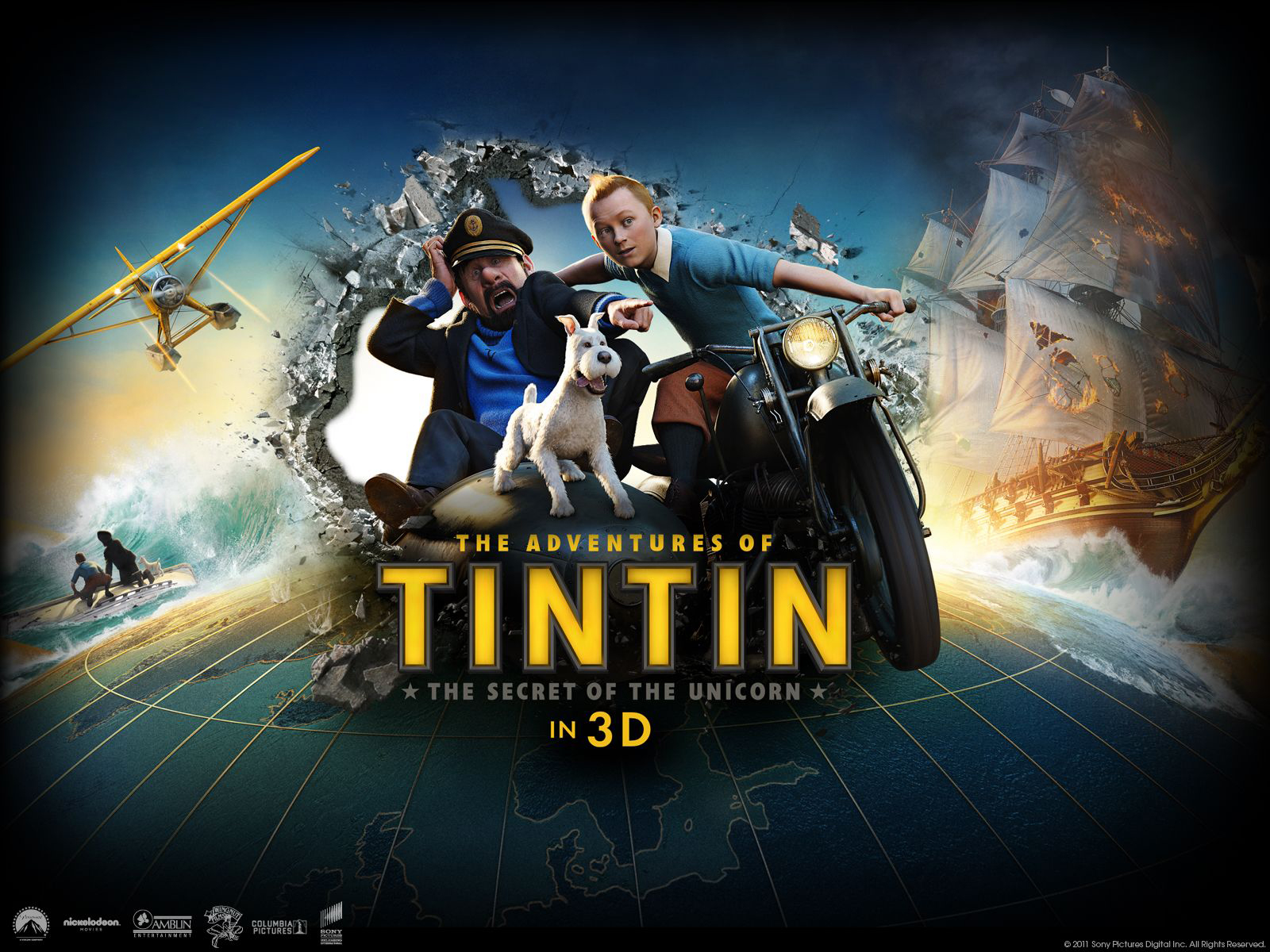 State-of-the-Art The Adventures of Tintin Eyewear by Oakley (1)