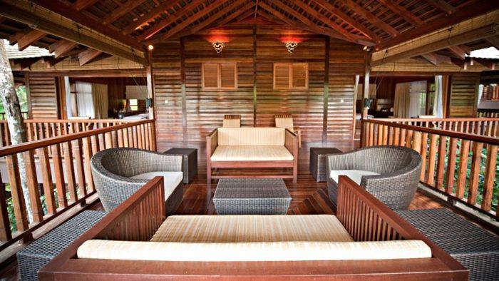 Exotic Luxury at Bunga Raya Resort, Malaysia (3)