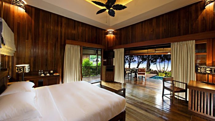Exotic Luxury at Bunga Raya Resort, Malaysia (2)