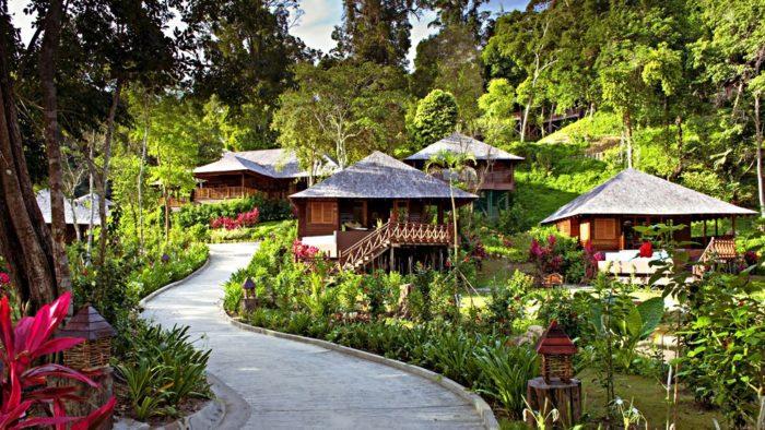Exotic Luxury at Bunga Raya Resort, Malaysia (11)
