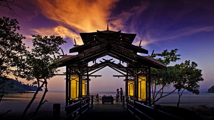 Exotic Luxury at Bunga Raya Resort, Malaysia (10)