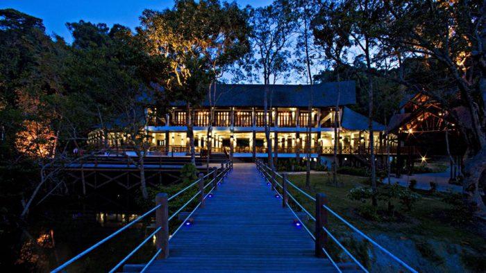 Exotic Luxury at Bunga Raya Resort, Malaysia (7)