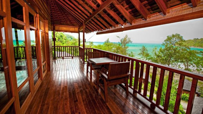 Exotic Luxury at Bunga Raya Resort, Malaysia (5)