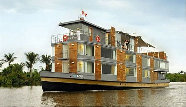 Luxury Cruises on the Amazon by Aqua Expeditions (6)
