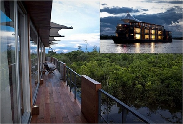 Luxury Cruises on the Amazon by Aqua Expeditions (4)