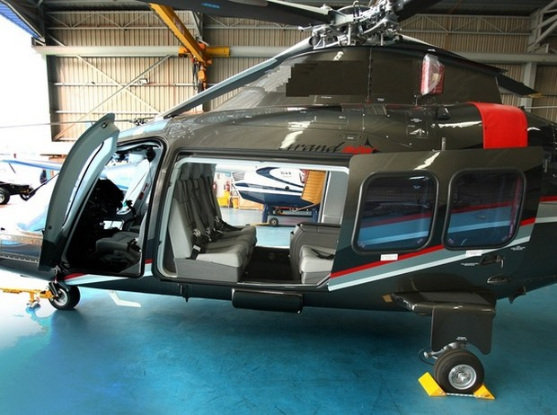 Luxury Helicopters For Sale >> New Augusta Westland Aw109gn Helicopter For Sale