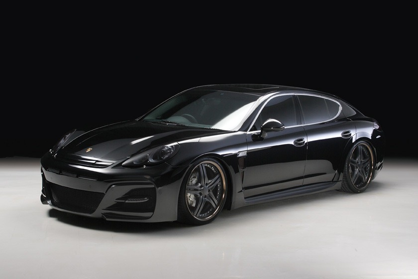 New Porsche Panamera by Wald International (15)