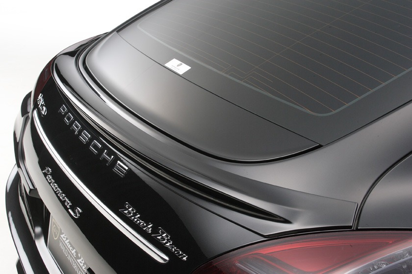 New Porsche Panamera by Wald International (2)