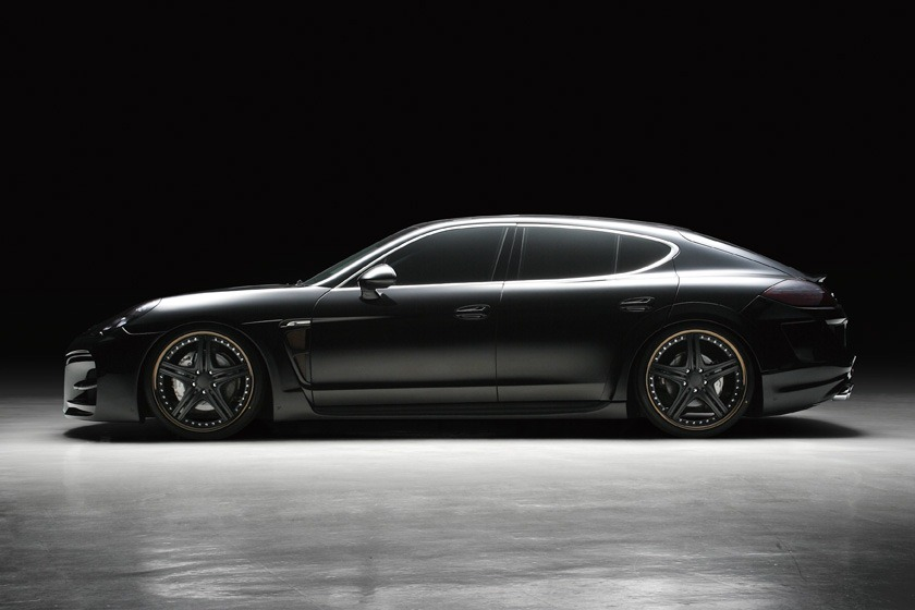 New Porsche Panamera by Wald International (10)